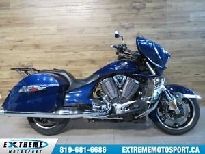 2011 VICTORY MOTORCYCLES Cross Country 106 POUCES CUBE - 37