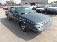 1989 Oldsmobile Cutlass Autre