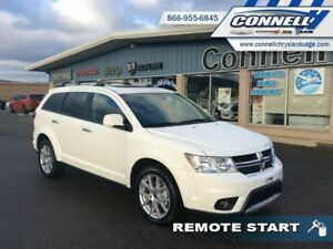 2018 Dodge Journey GT  - Leather Seats -  Bluetooth - $212.64 B/