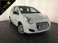 2014 64 SUZUKI ALTO SZ 5 DOOR HATCHBACK 1 OWNER FROM NEW FINANCE PX WELCOME