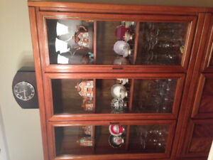 Beautiful hutch with light