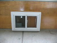 vinyl windows 29 x19 3/4 brand new 10 total