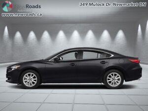 2014 Mazda MAZDA6 GS - Sunroof - Low Mileage
