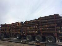 FIREWOOD HARDWOOD LOGS FOR SALE