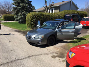 2005 Pontiac Grand Prix Gt Berline