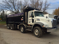 Camion 12 roues, Mack 2010