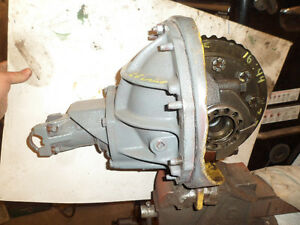 """9 """" Ford gears and centre section"""