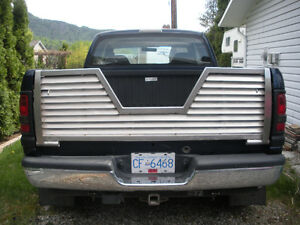 Stainless Steel Tailgate