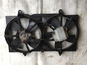 Fan de Radiateur / radiator FAN  NISSAN ALTIMA 2002 / 2005