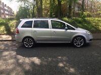 Vauxhall Zafira, Diesel 1.9 CDTI, SRI £1995 ONO