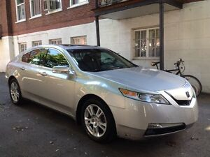 Acura TL 2011 only 23500 KM, excellent condition