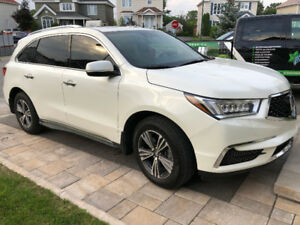 Transfert location ACURA MDX 2017/achat/lease
