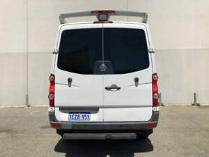 2012  VW Crafter MWB Automatic