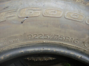 B F GOODRICH TIRES FOR SALE