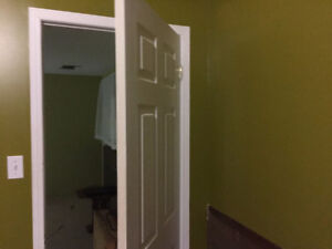 1 Bedroom Apt. Sep entrance, Parking, Cable- All Inclusive