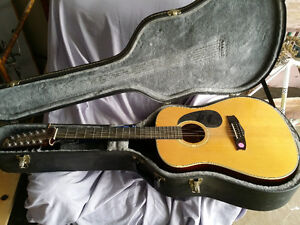 12 String Guitar. ..reduced to sell