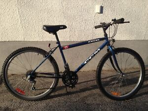 Ladies CCM Excel 18 speed bike - dark blue