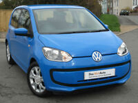 Volkswagen UP! 1.0 ( 60ps ) BlueMotion Tech 2014 Move Up 5-dr : 19k mi