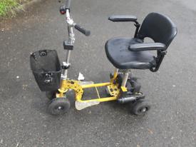 Supascoota supa lite 4 mobility scooter