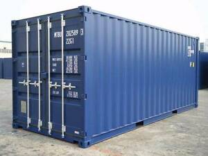New 20' Shipping Containers in Pakenham for just 2946 EX GST. Pakenham Cardinia Area Preview