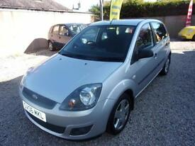 FORD FIESTA 1.4 zetec climate 2006 Petrol Manual in Silver