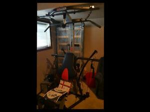 The Bowflex Xtreme 2SE Home Gym