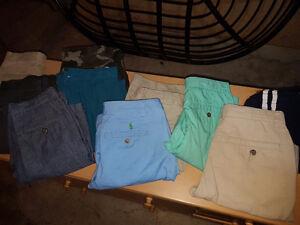Boys size lg/med 11-12 summer/winter clothing