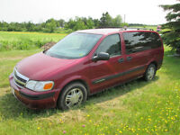 2005 Chevrolet Venture Minivan, Van - FOR PARTS ONLY