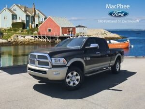 2014 Ram 3500 Longhorn  - Navigation -  Leather Seats -  Bluetoo