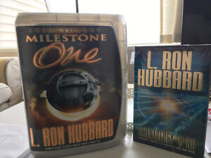 Complete Library of L Ron Hubbard's Books on Scientology