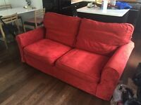 Sofa Workshop Previn Sofa Medium 193cm Red
