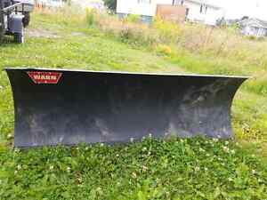"WARN 60"" Plow for ATV. $250 obo"
