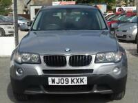 2009 BMW X3 2.0 20d SE 5dr