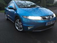 2011 Honda Civic 2.2i-CTDi EX,1OWN,BIGSPEC,LEATHER,PAN ROOF,SATNAV