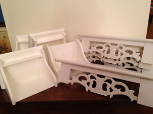 I have small shelves for sale-great for nursery