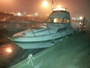 sport fishing boat for sell