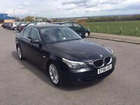 2006 ( 56 Reg) BMW 520d Se,Leather interior , Full BMW service history