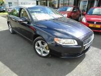 2007 Volvo S80 2.4 Geartronic D5 SE Lux - AUTOMATIC + LEATHER INTERIOR!