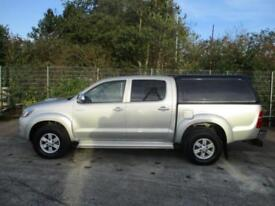 2012 62 TOYOTA HI-LUX INVINCIBLE 4WD 3.0 (CANOPY) DIESEL