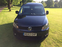 2012 Volkswagen Caddy 1.6 TDI Blue motion