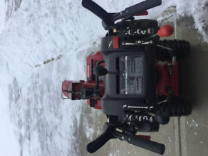 Brand New Craftsman 250cc 24-in Dual-Stage Gas Snow Blower