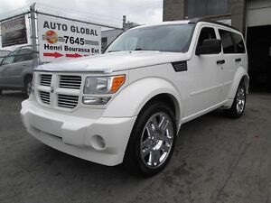 Dodge Nitro 4WD 4.0L, RT,EXTRA PROPRE,CUIR,TOIT,MAGS 2008
