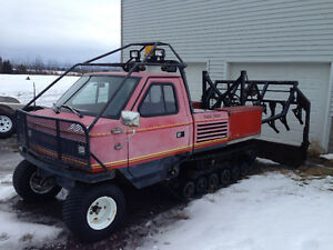ASV TRACK TRUCK,2800,SNOW GROOMER,TRAP LINE,ICE FISHING,ICE ROAD