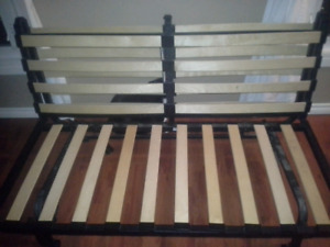 Futton bed frame