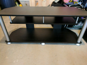 Tv Stand. $60 per TV Stand. Black and Dark Brown (Reduced)