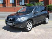 2008 TOYOTA RAV4 2.2 D-4D XT-R 4X4 TURBO DIESEL + MOT MARCH 2018