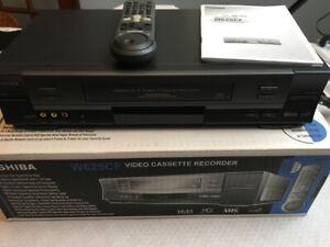 FS: JVC VCR W/Original Box, Owner's Manual, Remote