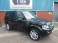 2015 Land Rover Discovery 4 3.0 SD V6 SE (s/s) 5dr SUV Diesel Automatic