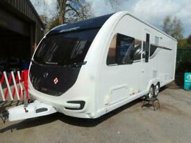 2020 Swift Elegance 645 - 4 Bert h Touring caravan