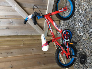 """Boys 14"""" inch bicycle"""